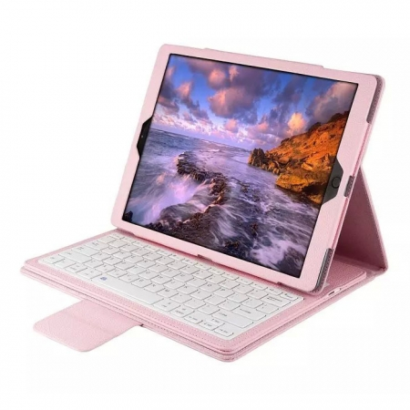 Removable Bluetooth Keyboard PU Leather Case for iPad Pro 11 12.9 inch 2020