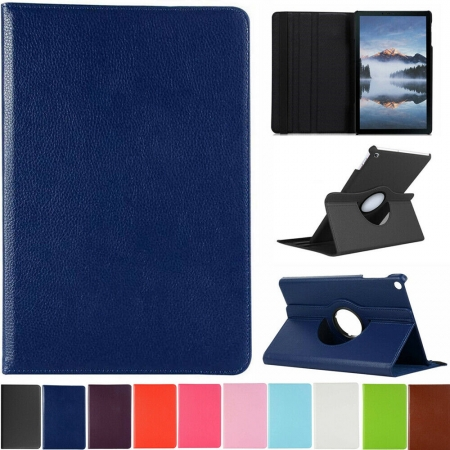 "For Samsung Galaxy Tab A7 10.4"" T500 Case 360° Rotating Leather Stand Cover"