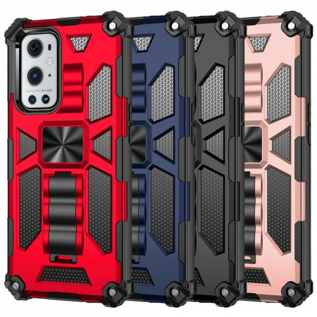 For OnePlus Nord N10 5G Case Shockproof Rugged Stand Cover