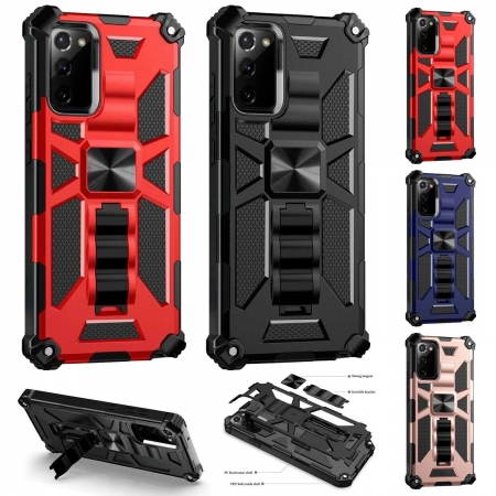For Samsung Galaxy A52 5G Case Rugged Shockproof Hybrid Kickstand Armor Cover