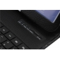 accessories for samsung 10.1 tablet,Removable Bluetooth Keyboard Leather Case For Samsung Galaxy Tab 3 10.1 P5200 P5210 - Black