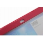 smart case galaxy tab 10.1,Removable Bluetooth Keyboard Leather Case For Samsung Galaxy Tab 3 10.1 P5200 P5210 - Red