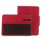 tablet case 10.1,Removable Bluetooth Keyboard Leather Case For Samsung Galaxy Tab 3 10.1 P5200 P5210 - Red