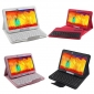 Removable Wireless Bluetooth Keyboard Leather Case Stand Cover For Samsung Galaxy Tab Pro 10.1 T520 - Pink