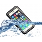 Shockproof Waterproof Dirt Snow Proof Case Cover for iPhone 6/6S 4.7 Inch - Black