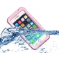 Shockproof Waterproof Dirt Snow Proof Case Cover for iPhone 6/6S 4.7 Inch - Pink
