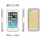 Shockproof Waterproof Dirt Snow Proof Case Cover for iPhone 6/6S 4.7 Inch - White