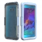 Heavy Duty Waterproof Shockproof Protective Cover Case For Samsung Galaxy Note 5 - White
