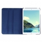 360 degree Rotating Tablet Cover Flip Leather Case for iPad Mini 4 - Dark blue