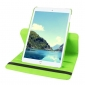 360 degree Rotating Tablet Cover Flip Leather Case for iPad Mini 4 - Green