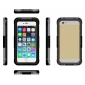 New Waterproof Shockproof Dirt Snow Proof Durable Case Cover for iPhone 6S Plus - Black