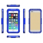 New Waterproof Shockproof Dirt Snow Proof Durable Case Cover for iPhone 6S Plus - Blue
