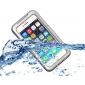 New Waterproof Shockproof Dirt Snow Proof Durable Case Cover for iPhone 6S Plus - White
