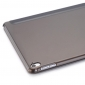 Ultra Slim Transparent Magnetic Leather Smart Cover Case For iPad Pro 9.7 inch - Black