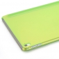 Ultra Slim Transparent Magnetic Leather Smart Cover Case For iPad Pro 9.7 inch - Green