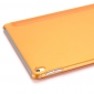 Ultra Slim Transparent Magnetic Leather Smart Cover Case For iPad Pro 9.7 inch - Orange