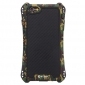 R-Just Shockproof Aluminium Camouflage Case for iPhone 5/5S/SE