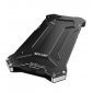 R-JUST Metal Aluminum Frame Case Cover for Samsung Galaxy S8 Plus - Black