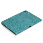 Luxury Crocodile Leather Smart Case Magnetic Cover For iPad Pro 10.5inch - Blue