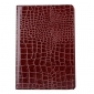 Rotating Crocodile PU Leather Case with Stand for iPad Pro 10.5 inch  - Brown