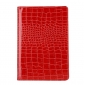 Rotating Crocodile PU Leather Case with Stand for iPad Pro 10.5 inch  - Red