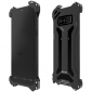 R-JUST Aluminum Metal Case Cover for Samsung Galaxy Note 8 - Black