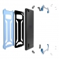R-JUST Aluminum Metal Case Cover for Samsung Galaxy Note 8 - Blue