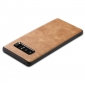 Retro Leather Slim Back cover Case Skin For Samsung Galaxy Note 8 - Brown
