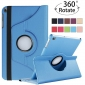 "For iPad 10.2 7th 8th Gen 2020 Air 4 10.9"" 360 Rotate Leather Stand Case Cover"