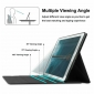 For iPad 10.2 8th Gen 2020 Mini 4 5 Air 4 10.9 Keyboard Leather Case Cover