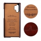 Oil Wax Card Slot Leather Back Case Cover For Samsung Galaxy S20 Ultra Plus S8 S9 S10 Plus Note 10 Plus