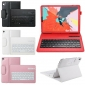 Bluetooth Keyboard Leather Case for iPad 10.2