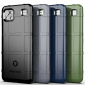 For LG Wing 5G Phone Case Shockproof Slim Hard PC Matte Cover