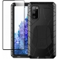 For Samsung S21 S21+ S21 Ultra S20 FE 5G Case Aluminum Metal Shockproof Hard Cover