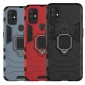 For OnePlus Nord N10 5G N100 Case Shockproof Magnetic Ring Holder Cover