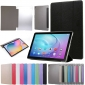 "For Samsung Galaxy Tab A7 10.4"" 2020 T500 Smart Leather Stand Case Cover Shell"