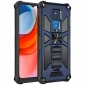 For Motorola Moto G Stylus Power 2021 Case Rugged Armor Magnetic Stand Cover