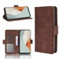 For Samsung Galaxy Z Fold3 5G Wallet Case Leather Magnetic Card Holder Flip Cover