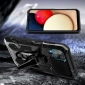 For Samsung Galaxy A02S Phone Case Belt Clip Stand Armor Cover