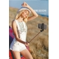 Selfie Stick Tripod Extendable Wireless Remote Stand Holder For iPhone Android