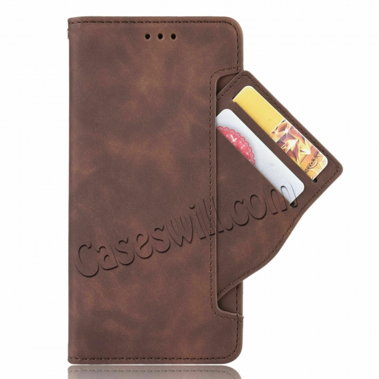cheap For Samsung Galaxy A32 5G Wallet Case Leather Magnetic Card Holder Flip Cover