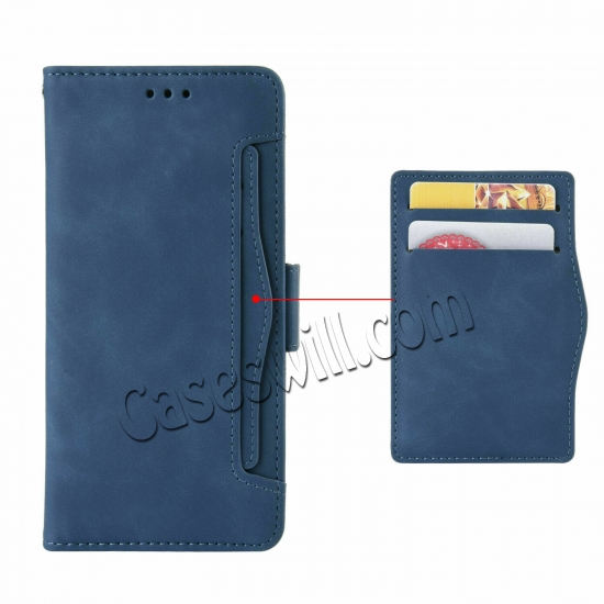 low price For Samsung Galaxy A32 5G Wallet Case Leather Magnetic Card Holder Flip Cover