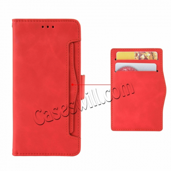 China leading wholesale For Samsung Galaxy A32 5G Wallet Case Leather Magnetic Card Holder Flip Cover