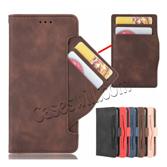 discount For Samsung Galaxy A32 5G Wallet Case Leather Magnetic Card Holder Flip Cover