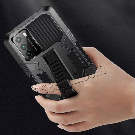For Motorola Moto G Stylus 2021 Case Rugged Shockproof Kickstand Cover